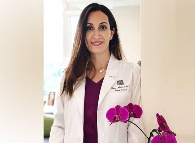 Dr. Dana Khuthaila Visit